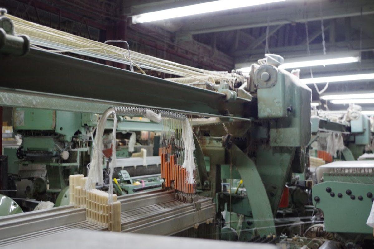 レピア織機という機械
